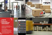 COSYS Inhouse Logistik Paket Management Software