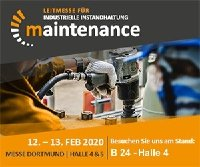 it-motive AG auf der maintenance in Dortmund