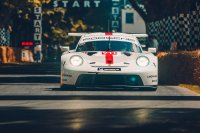 Der neue Porsche 911 RSR (2019) beim Goodwood Festival of Speed
