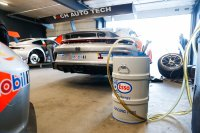 Rollout Porsche Mobil 1 Supercup 2021 in Zandvoort mit Esso Renewable Racing Fuel