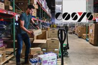 Quelle: Zebra Technologies, Mobile Warehouse Kommissionierung COSYS