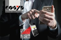 COSYS Smartphone Barcode-Identifikation
