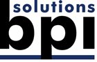 Logo - bpi solutions gmbh & co. kg